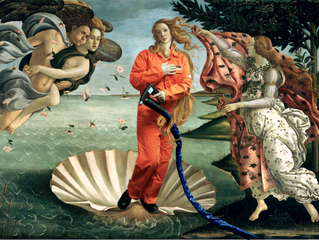 If only Botticelli had known about Enviropeel ...