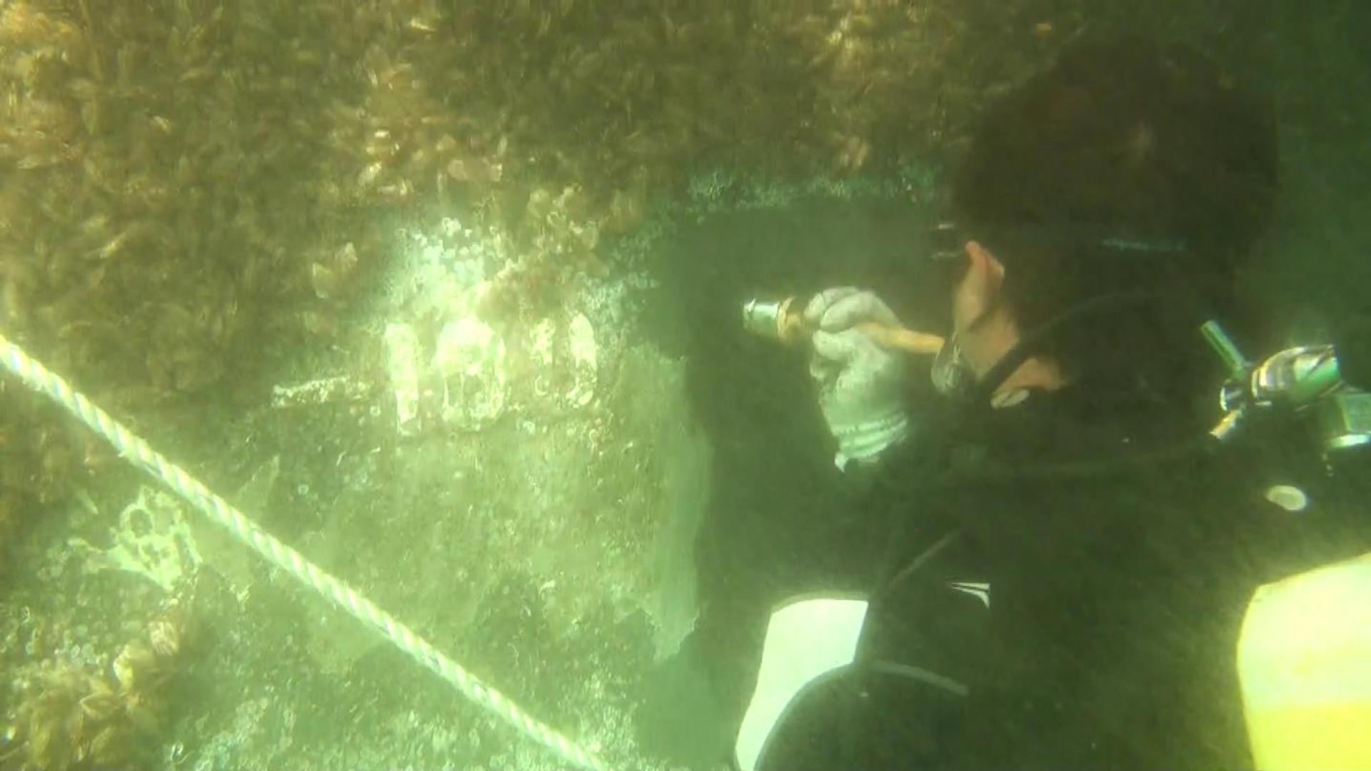 Alocit Hyundai repair underwater