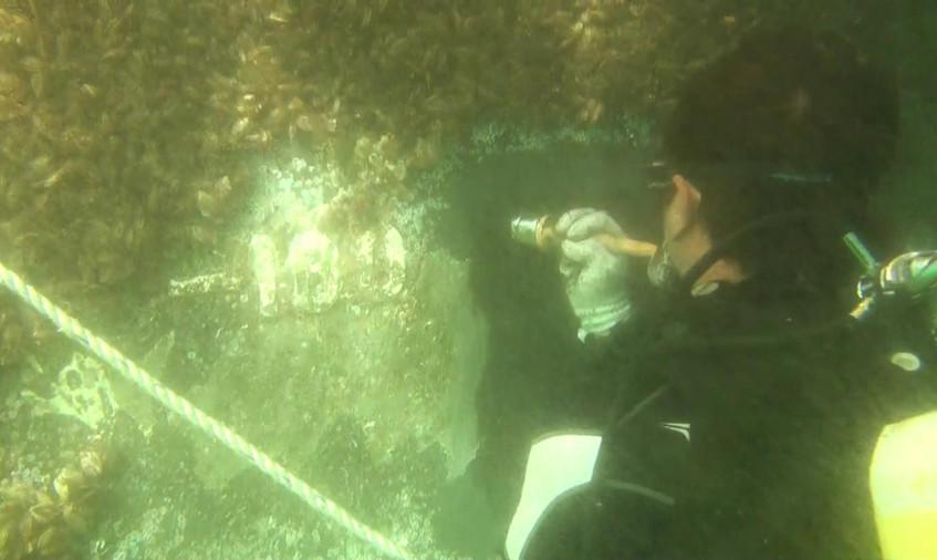 Underwater Coating Repair