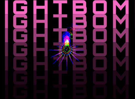 LIGHTBOMB the room