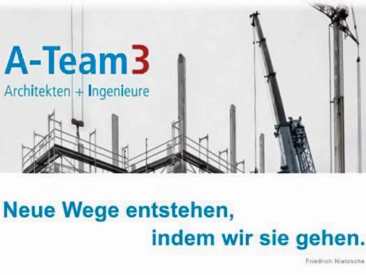 A-Team3 - Neue Wege gehen