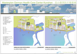 Entwurf Health-Care-Center, Kunshan