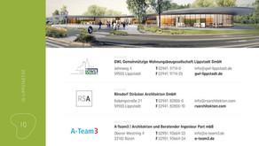 Neubau Bürogebäude Innovation Quarter, Lippstadt