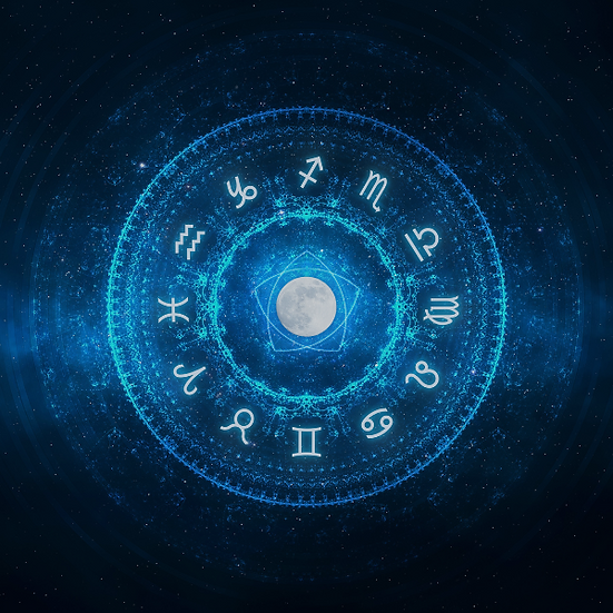 Birth Chart By The Merry Man