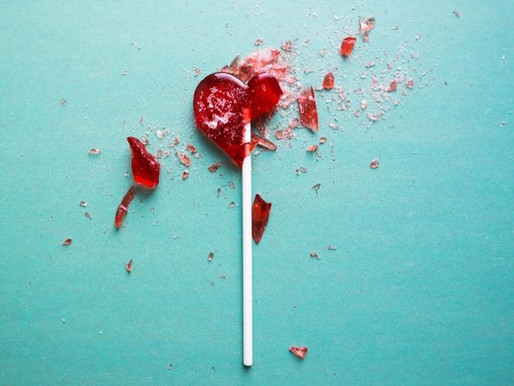 A Broken Heart By Psychic Gabriela