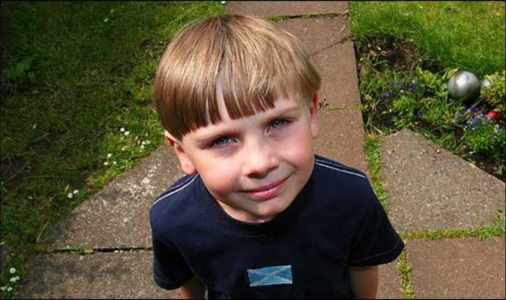An image of Cameron Macaulay - The Boy from Barra