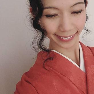 Un de mes kimonos d'automne feuille d'é