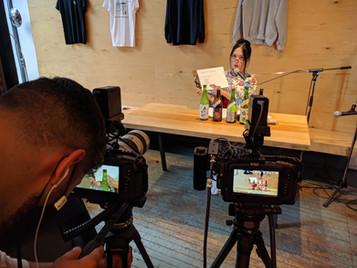 Accords: Mets-Saké: Un amour presque parfait! Festival Yatai