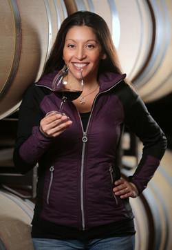 Theresa Heredia - Winemaker at Gary Farrell Winery