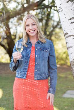 Jennifer Wall - Winemaker at Barefoot Wines