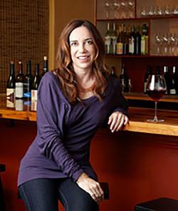 Beth Lemke - Owner, A Grape In The Fog