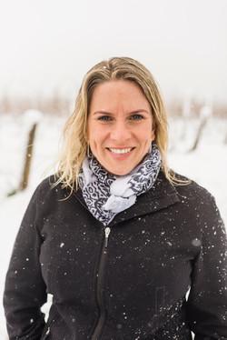 Wynne Peterson-Nedry - Winemaker at Ribbon Ridge Winery