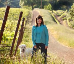 Barbara Banke -Proprietor and Chairman,Jackson Family Wines