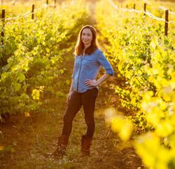 Kristina Shideler - Winemaker, Arrowood Vineyards