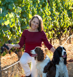 Marimar Torres - Founder/ Vintner Marimar Estate Vineyards & Winery
