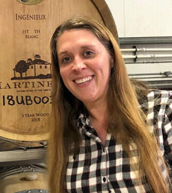 Courtney Wagoner - Winemaker, Martinelli Winery & Vineyards