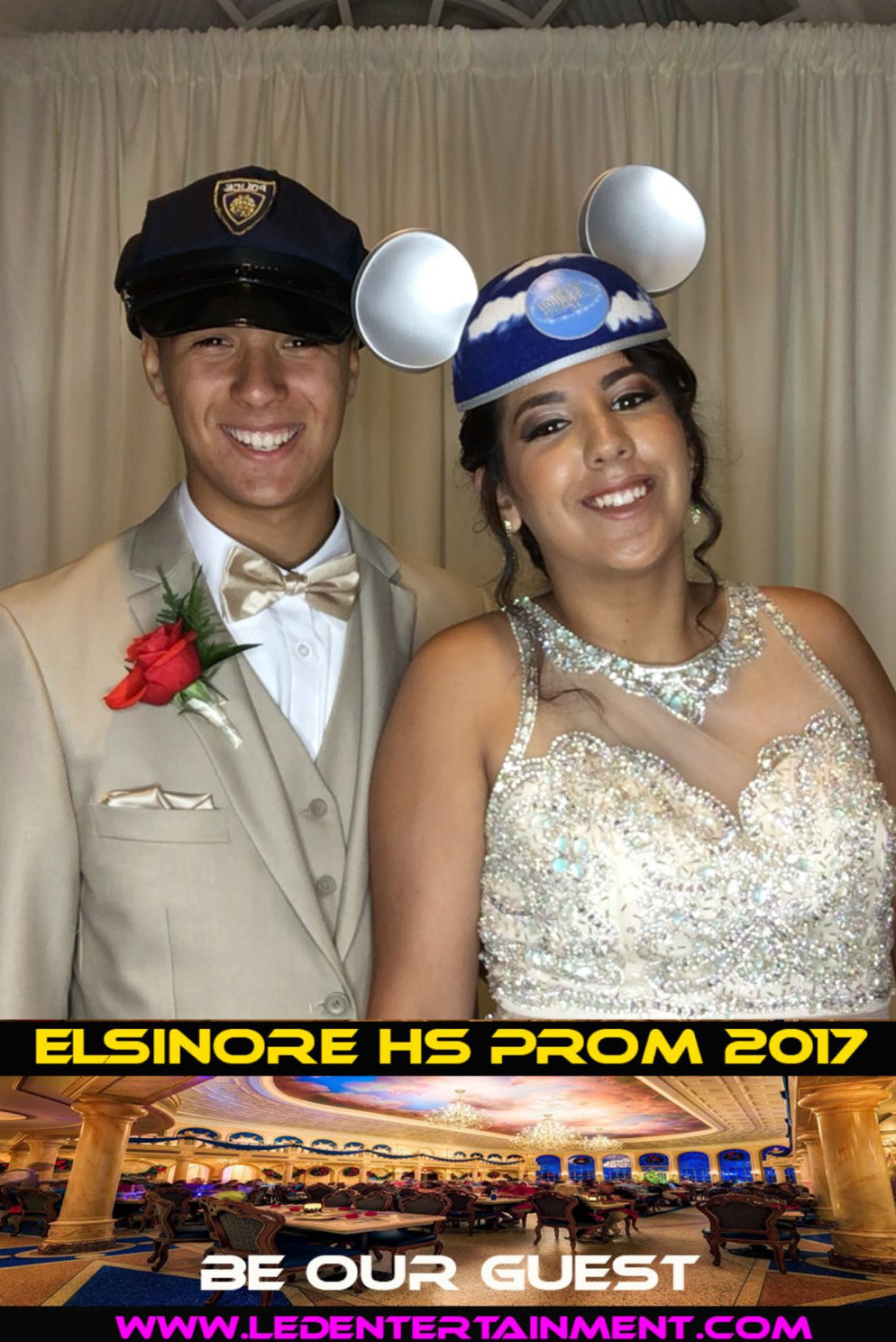Lake Elsinore High School Prom