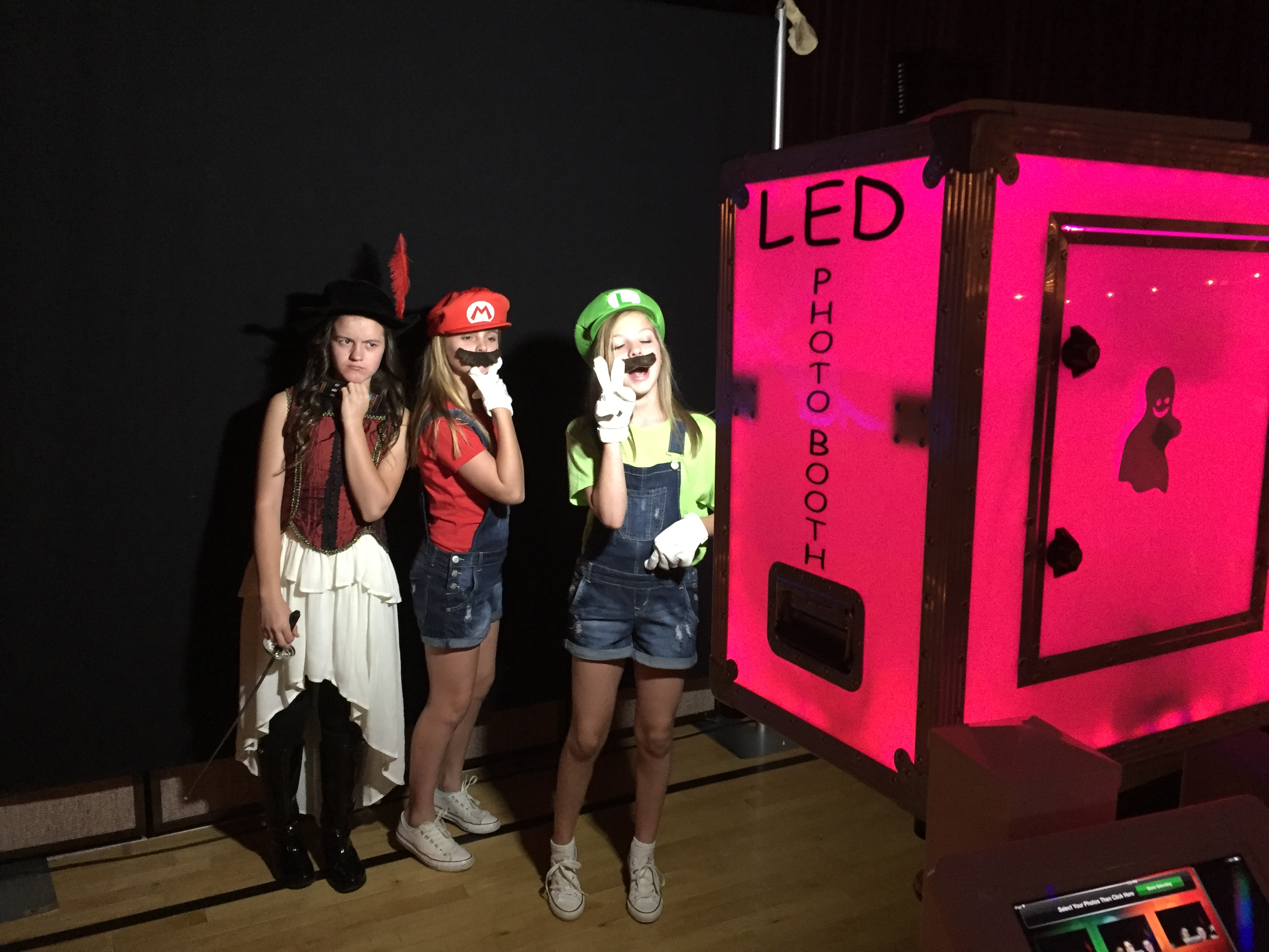 LED Entertainment