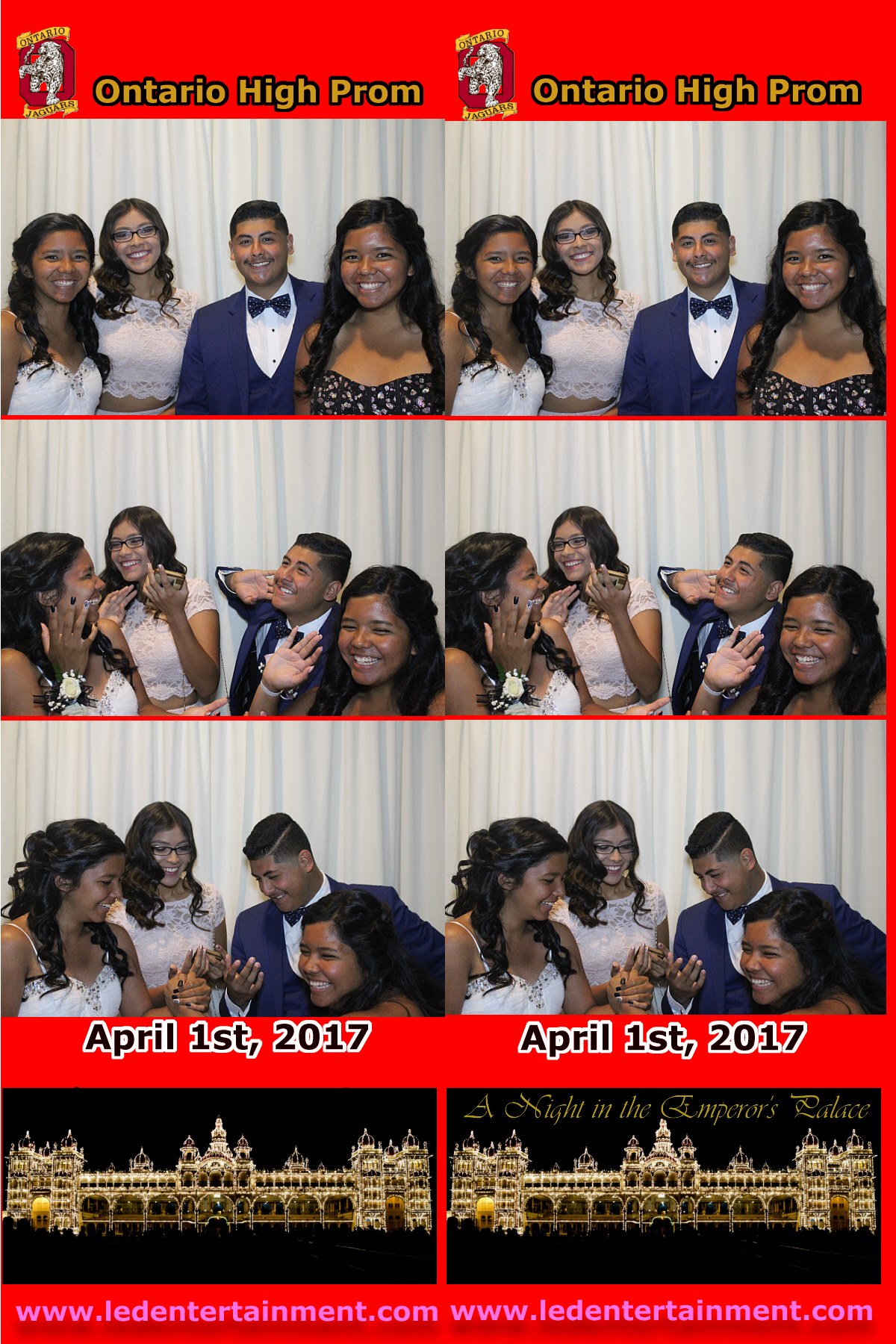Ontario High School Prom