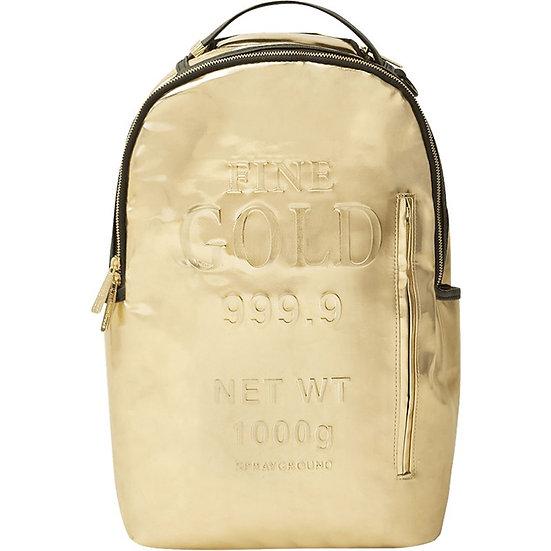 Fine Gold Backpack