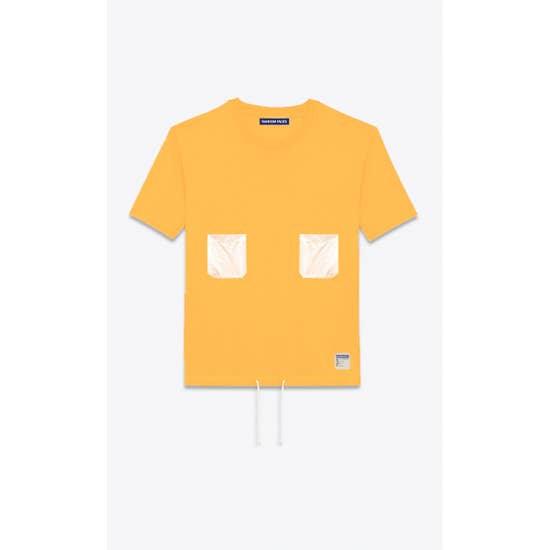 Short Sleeve Pocket Sweatshirt
