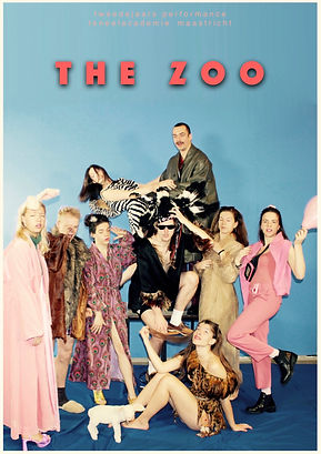 THE ZOO - Poster