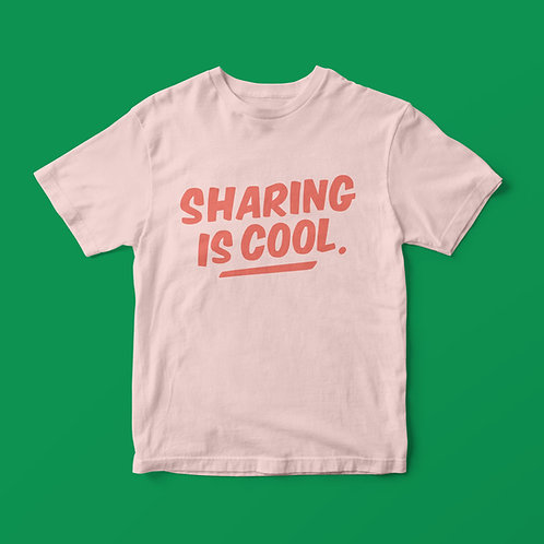 Sharing is Cool T-shirt