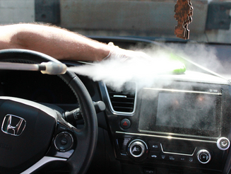 Who you clean your car for?