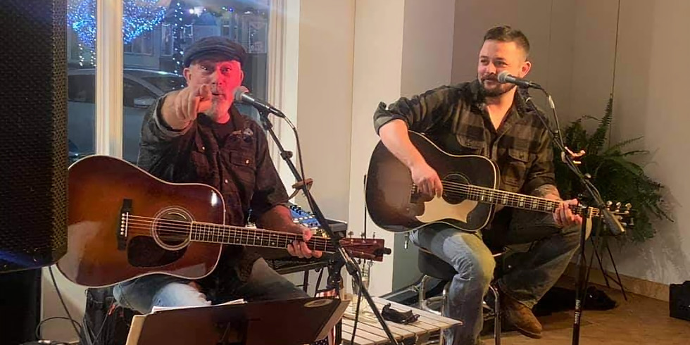 Pnut & Colt Wilbur Live at The Flood Zone!