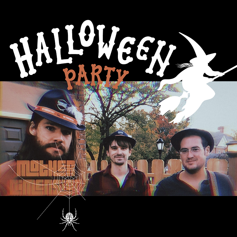Halloween Party with Mother Dimension!
