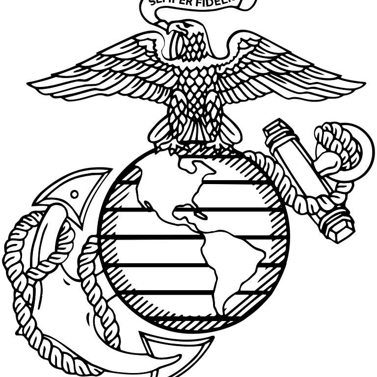 Marine Corps Birthday Party
