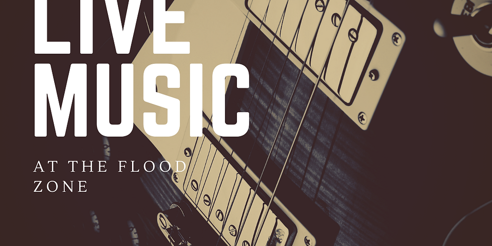 Live Music Every Week at the Flood Zone!
