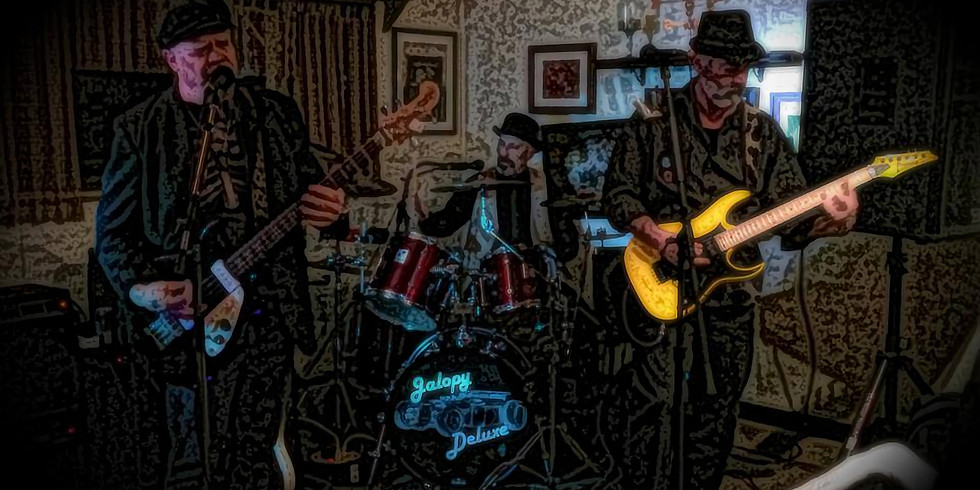 Jalopy Deluxe Live at The Flood Zone!