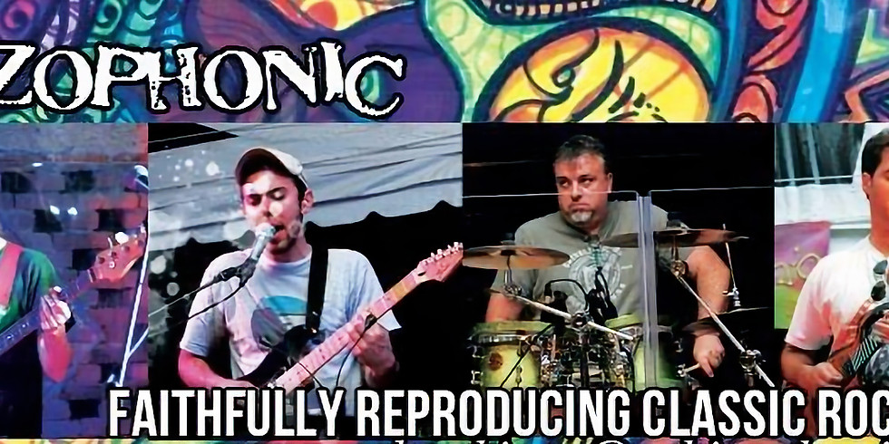 Schizophonic Live at The Flood Zone!