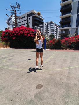 Basketball Before