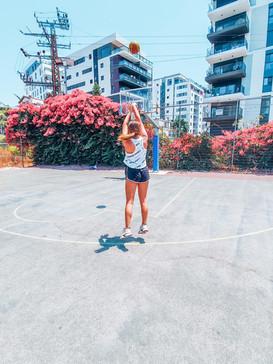 Basketball After