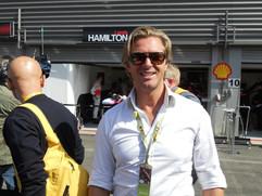 Au Grand Prix de Formule 1 à SPA