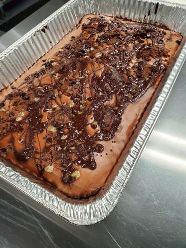 Death by Chocolate Coffee Cake