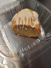 Orange Cardamon Pound Cake