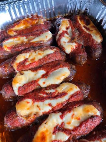 Stuffed Sausage