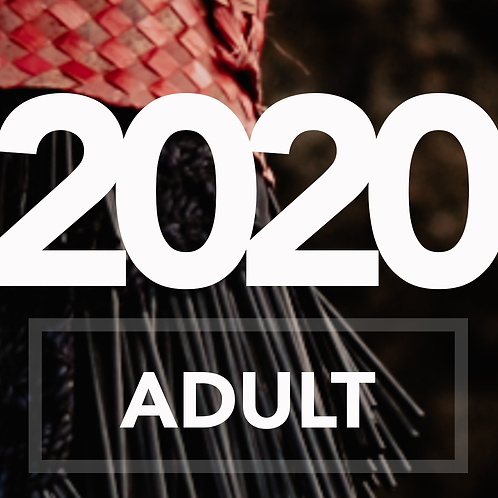 Conference 2020- Adult
