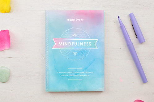 Mindfulness Reminder Pad