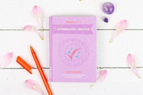 Affirmation Creator Action Pad
