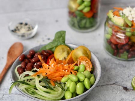 Happy lunchtime! 5x gezonde lunches voor 2 dagen!