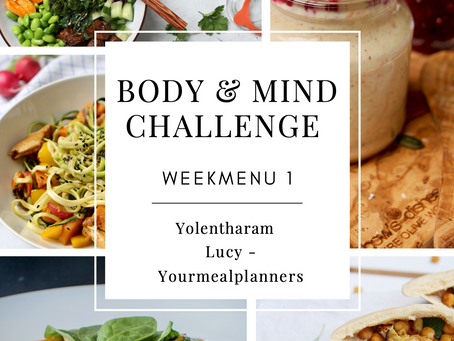 BIG NEWS! 4 weekse Body & Mind challenge 💫