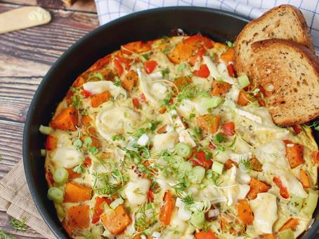 Weet wat je eet! Een vegetarisch & eiwitrijk weekmenu!
