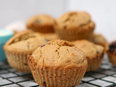 Glutenvrije ontbijt muffins