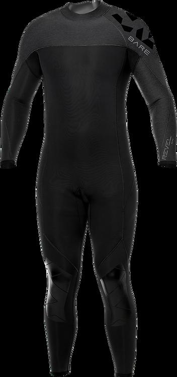 Bare 3/2mm Revel Full Wetsuit