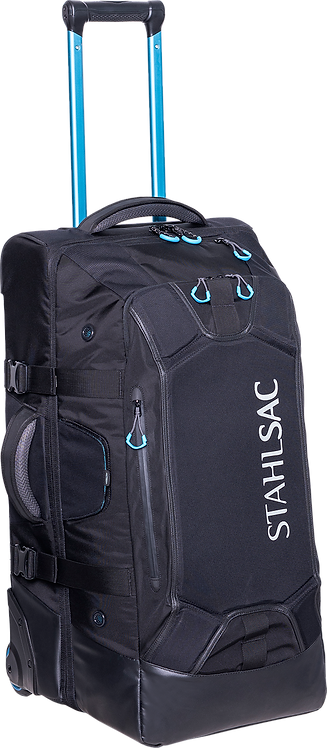 Stahlsac Steel 27 Wheeled Travel Bag