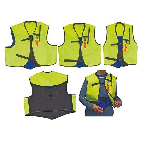 Jacket Style Snorkel Vest Adult